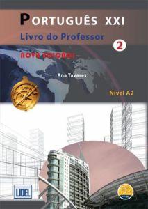 Portugues XXI 2 - Livro do Professor