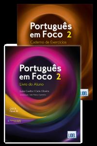 Portugues em Foco 2 - Pack Economico (Livro do Aluno+ Caderno de Exercicios)