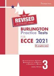 Burlington Practice Tests For ECCE Book 3: Student's Book (Revised 2021)