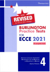 Burlington Practice Tests For ECCE Book 4: Student's Book (Revised 2021)