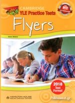 Cambridge YLE Practice Tests Flyers: Student's Book (2018 Test Format)