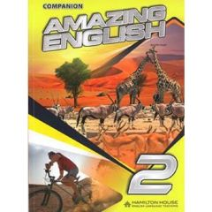 Amazing English 2: Companion