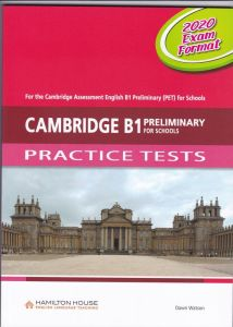 Cambridge Β1 Preliminary for Schools Practice Tests- Student's Book (2020 Exam Format)
