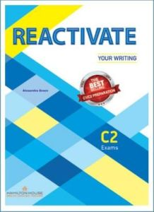 Reactivate Your Writing C2: Teacher's Book (Overprinted Answers)
