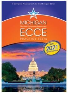 Michigan ECCE Practice Tests 1: Student's Book (2021 Format)