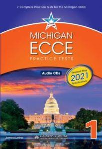Michigan ECCE Practice Tests 1: Class Audio Cd (2021 Format) (ΠΡΟΣΟΧΗ ΜΟΝΟ ΑΚΟΥΣΤΙΚΟ ΥΛΙΚΟ)