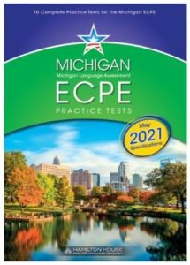 Michigan ECPE Practice Tests 1: Student's Book (2021 Format)