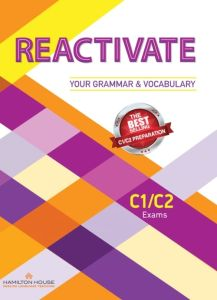 Reactivate Your Grammar & Vocabulary C1/C2: Student's Book & Glossary & TestBook (International Edition)