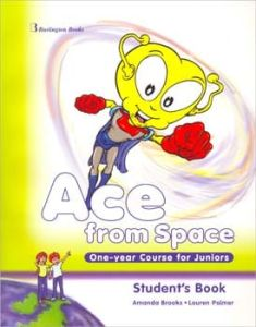 Ace from Space One-year Course for Juniors. Student's Book (Βιβλίο Μαθητή)