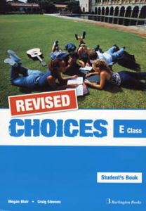 Choices for E Class - REVISED Student's Book