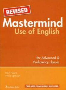 Mastermind Use of English for Advance Proficiency class – Revised. Student's Book