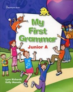 My First Grammar Junior A. Student's Book