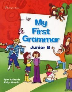 My First Grammar Junior B. Student's Book