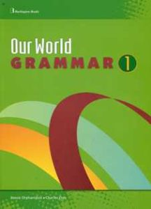 Our World 1. Grammar