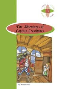 Adventures Of Captain Crossbones & Cd & Glossary & Answer Key (A Class)