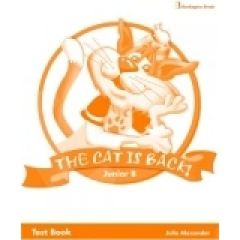 The Cat is Back Junior B. Test Book