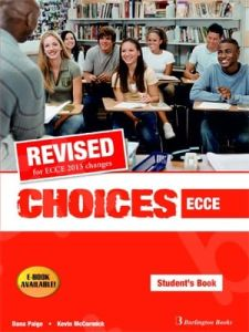 Choices for ECCE. Student's book (Revised)