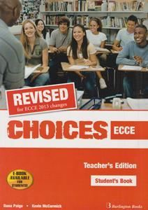 Choices for ECCE. Teacher's Book (Revised)
