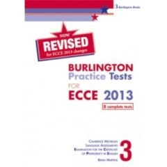 Revised Burlington Practice Tests for ECCE 2013 Book 3. Student's Book