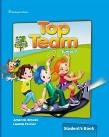 Top Team Junior A: Student's Book (Βιβλίο Μαθητή)