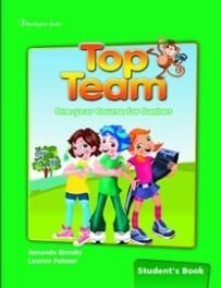 Top Team One-year Course for Juniors: Student's Book & Starter Book
