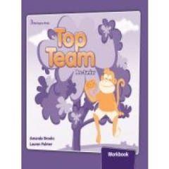 Top Team Pre-Junior: WorkBook (Βιβλίο Ασκήσεων)
