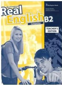Real English B2: Companion Teacher's Edition
