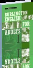 Burlington English For Adults 1: WorkBook