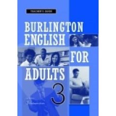 Burlington English For Adults 3: Teacher's Guide
