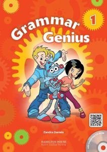 Grammar Genius 1: Teacher's Book (International Edition)