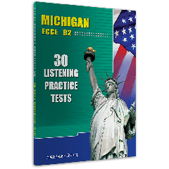 Michigan ECCE B2 30 Listening Practice Tests: Student's Book (Βιβλίο Μαθητή)