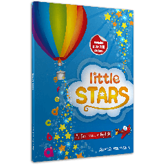 Little Stars Pre-Junior: Πακέτο Βιβλίων Μαθητή (Student's Book & i-book & Stickers Booklet)