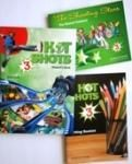 Hot Shots 3: Student's book (& Writing Booklet & Reader & E-book)
