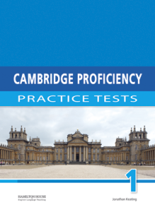 Cambridge Proficiency Practice Tests 1: Cd Class