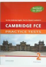 Cambridge FCE Practice Tests 2 (2015): Student's Book