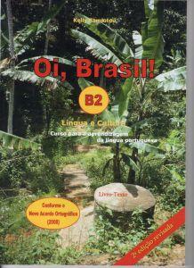 Oi Brasil B2: Lingua e Cultura B2 Livro-Texto