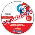 The Key To LRN C2 Grammar Preparation & 8 Complete Practice Tests & 7 Past Papers: Mp3 CD (ΠΡΟΣΟΧΗ Μόνο Ακουστικό Υλικό)