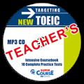 Targeting NEW TOEIC Preparation & 7 Practice Tests: Mp3 CD (ΠΡΟΣΟΧΗ Μόνο Ακουστικό Υλικό)