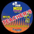 Go for MSU C2: Mp3 CD (ΠΡΟΣΟΧΗ Μόνο Ακουστικό Υλικό)