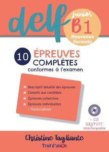 Delf Junior B1 Nouveau (10 Epreuves Completes): Livre d' Eleve