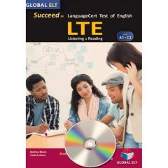 Succeed in Languagecert LTE A1-C2: Self-Study Edition (Student's Book & Keys & MP3 Audio CD)
