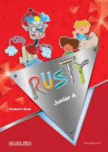 Rusty A Junior: Student's Combo Pack (Coursebook & Alphabet Book & Time Out Booklet) (Βιβλίο Μαθητή)