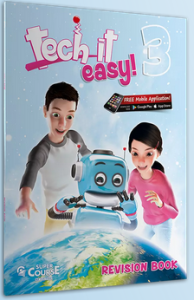 Tech it easy 3: Revision Book (+ Audio Cd)