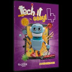Tech It Easy 4: Coursebook (& i-Book)