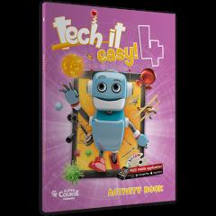 Tech It Easy 4: Activity Book