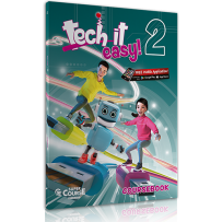 Tech it easy 2: Coursebook (& i-Book) (Βιβλίο Μαθητή)