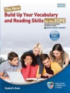 The New Build Up Your Vocabulary and Reading Skills for the ECPE - Student's Book (Revised 2021)