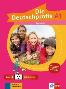 Die Deutschprofis A1: Ubungsbuch (+ Klett Book App)  (Eλληνική έκδοση)