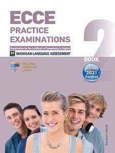 ECCE Book 2 Practice Examinations: Student's Book (Βιβλίο μαθητή) (Revised 2021 Format)