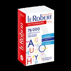 Dictionnaire Le Robert Poche 2021 (PaperBack)